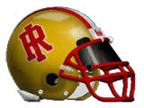 Rocks football helmet logo