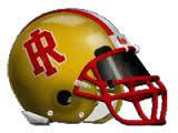 Rocks football helmet logo